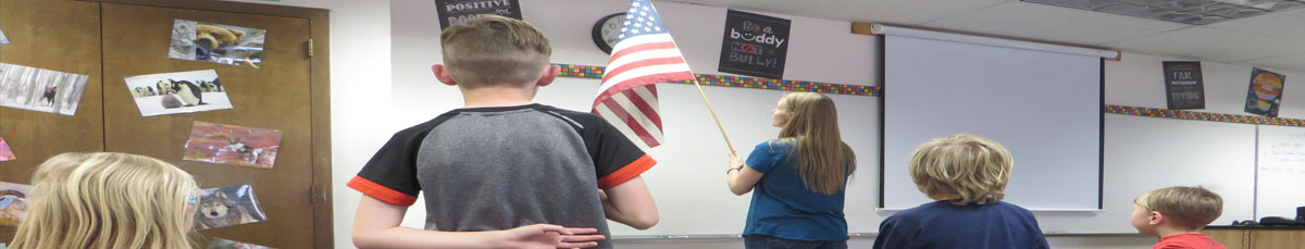 Bullets Both Ways Pledge of Allegiance